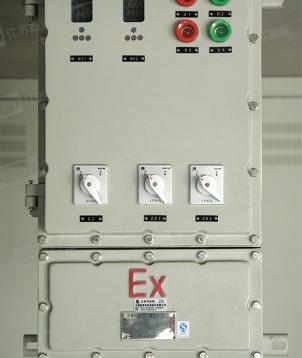智能温度控制防爆配电箱