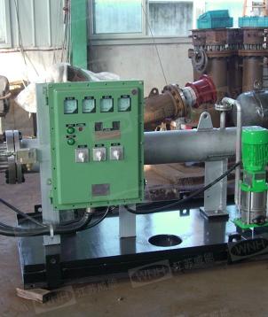 电加热热载体炉1