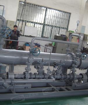 电加热热载体炉2