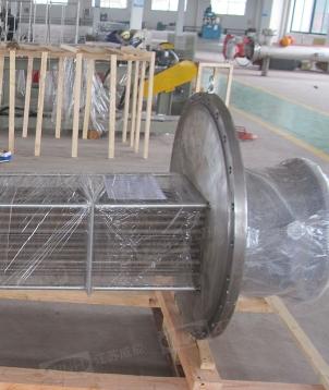 集束式电加热器