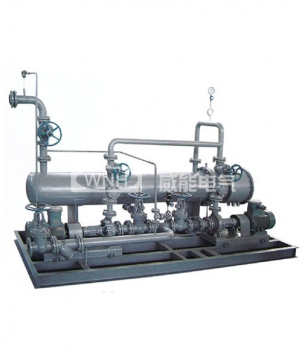 流体式防爆电加热器