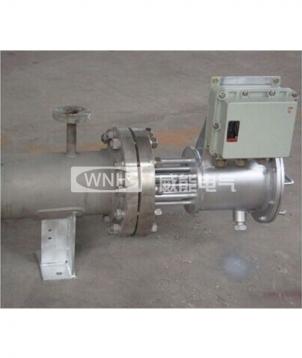 防爆式导热油电加热器